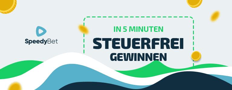 Speedy Bet Steuerfrei