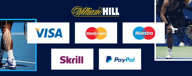 William Hill Zahlungsmethoden