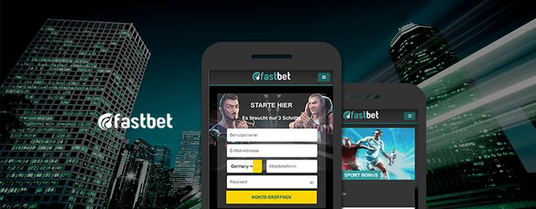 Fastbet Sport Mobile