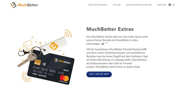 MuchBetter Erfahrungen Online Casino