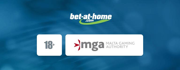 Bet at home Sport Lizenz
