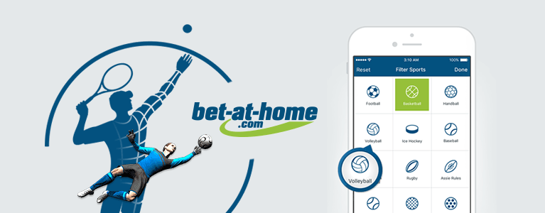 Bet at home Sport Mobile