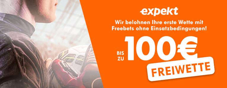 Expekt Sport Bonus 100