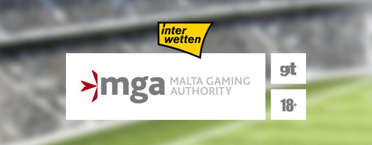 Interwetten Sport Lizenz