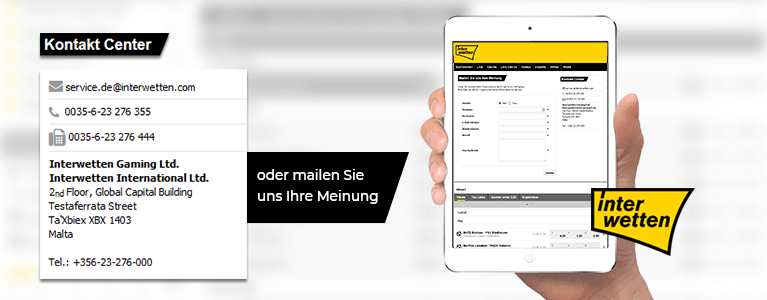 Interwetten Sport Support