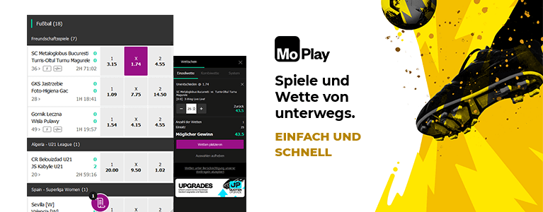 Moplay Sports App