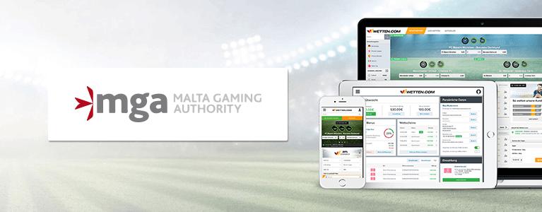 Wetten.com Sport Lizenz