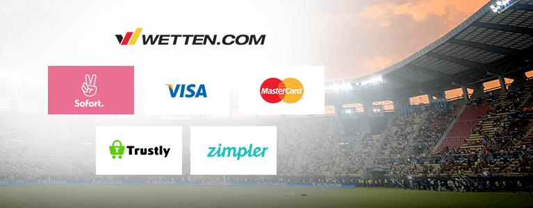 wetten.com Sport Zahlungen