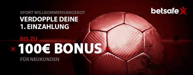 Betsafe sport Bonus