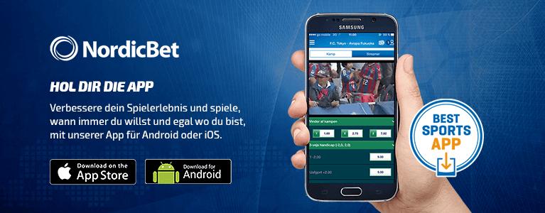 Nordicbet Sport Mobile