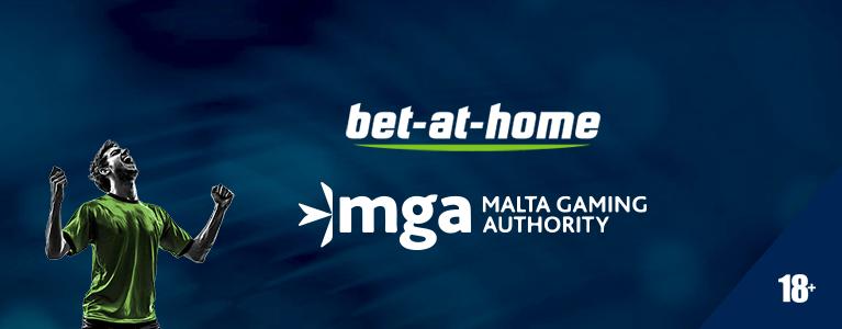 bet-at-home Sport Lizenz