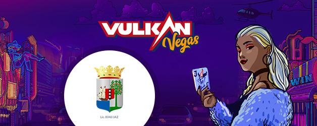 Vulkan Vegas Spiele
