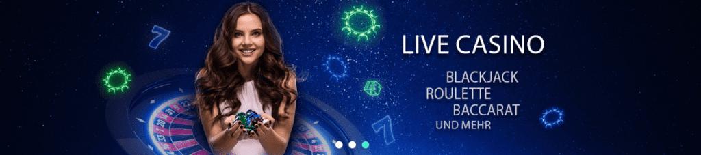 Sportempire Live Casino